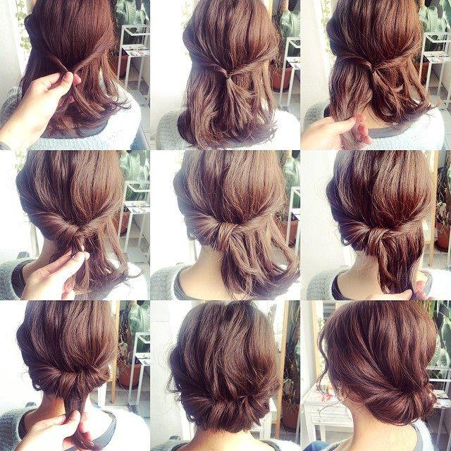 Coiffure Facile Pour Mariage Cheveux Mi Long Alsp