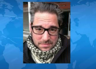 Le journaliste français Stephan Villeneuve