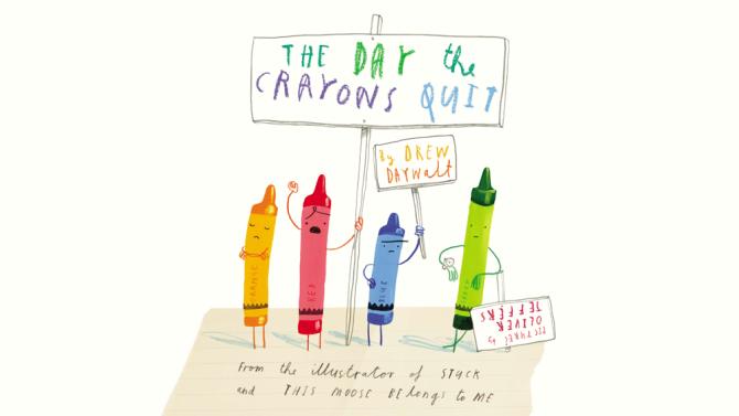 Le jour où les crayons ont cessé