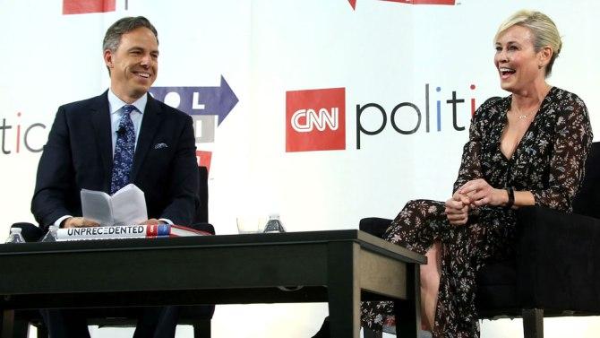 Jake Tapper Chelsea Handler Politicon