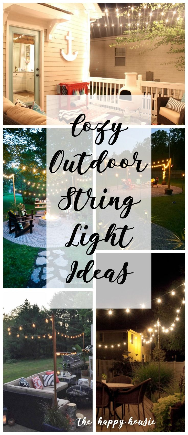 Best decor hacks deck progress and dreaming of outdoor for Outdoor decorating hacks
