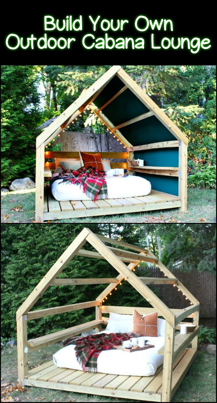 Best decor hacks unwind in your backyard with this cozy for Outdoor decorating hacks