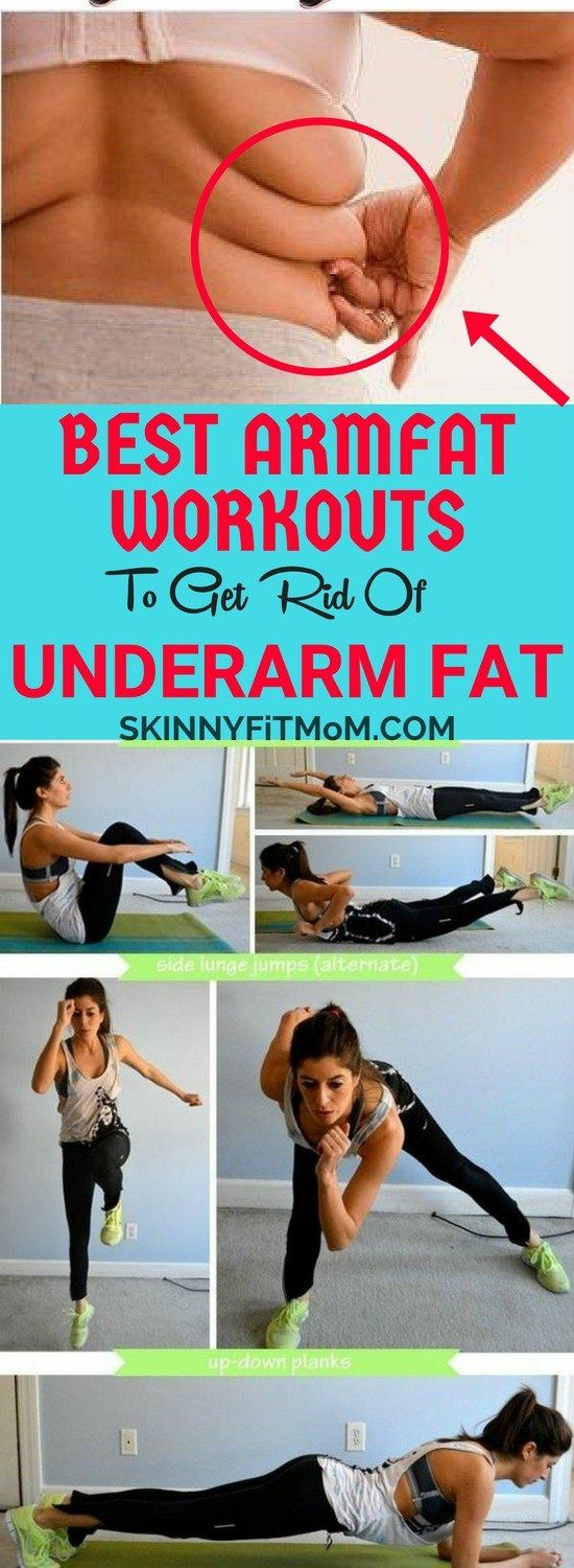 Fitness motivation best armpit fat exercises to get rid