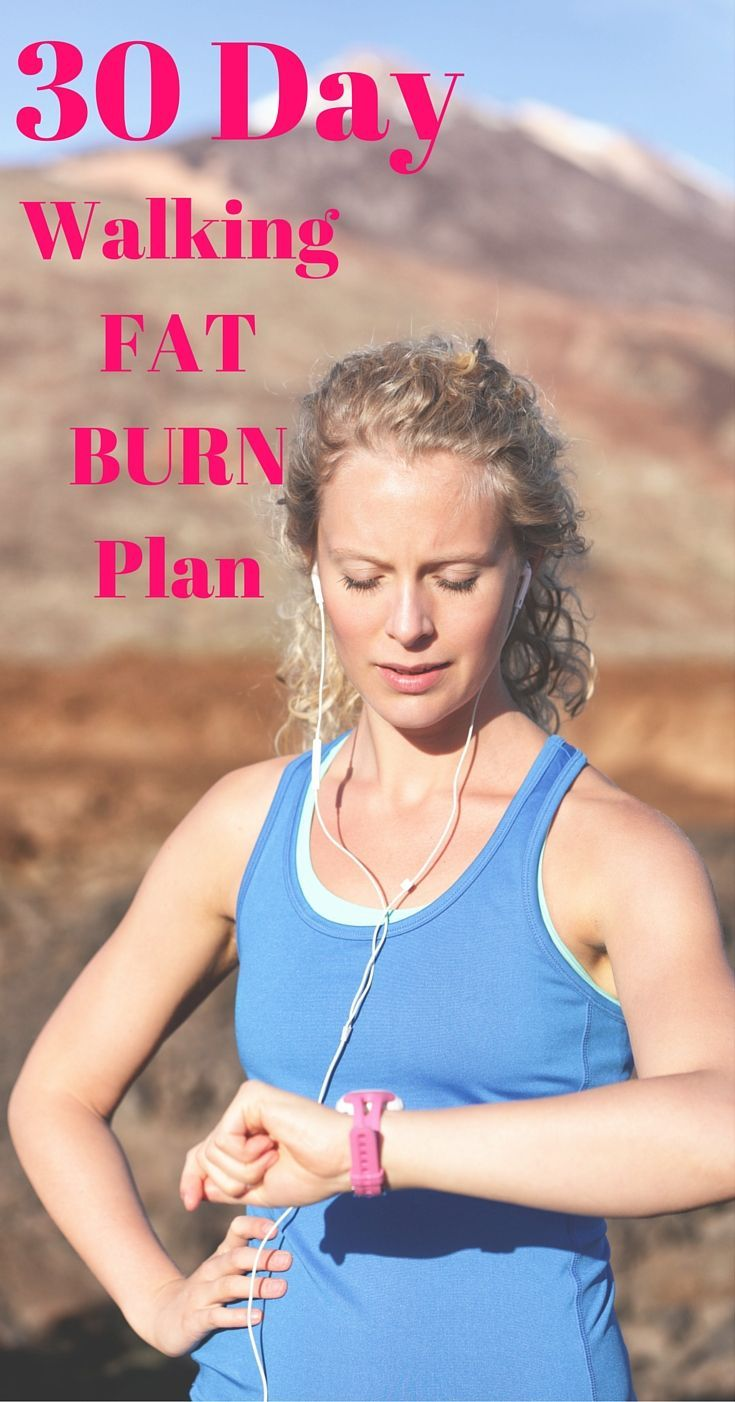 Fitness Motivation : Burn calories and lose weight by walking with this program perfect for women ove…