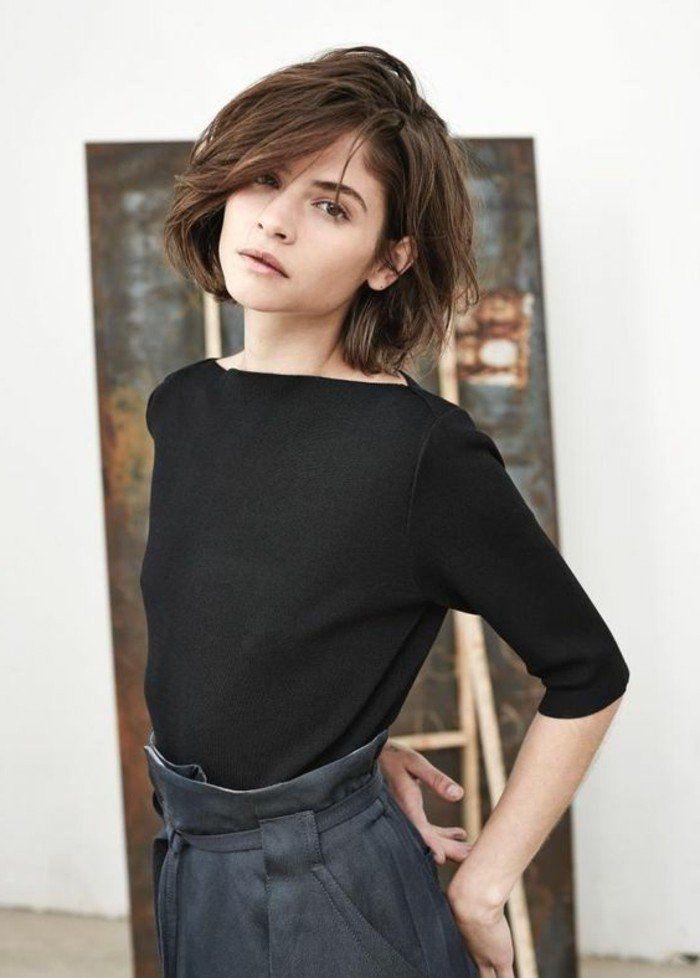 id e tendance coupe coiffure femme 2017 2018 excellente coupe cheveux mi long veritymag. Black Bedroom Furniture Sets. Home Design Ideas