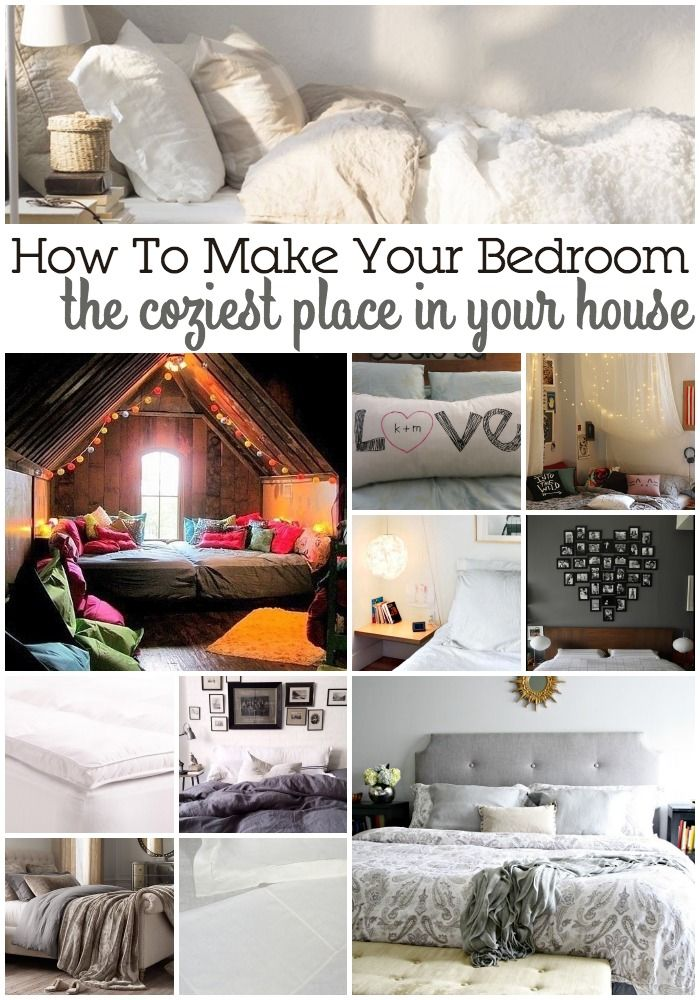 Best decor hacks 15 ways to make your bedroom the for Best way to decorate bedroom