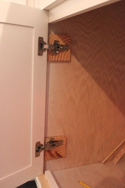 Install Kitchen Cabinet Doors Hidden Hinges