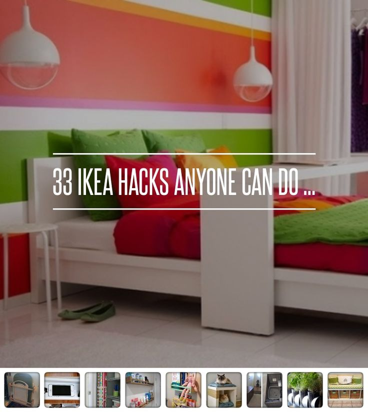 30 Cheap And Easy Home Decor Hacks Are Borderline Genius: Best Decor Hacks : Genius Hacks For Home Storage! Katie