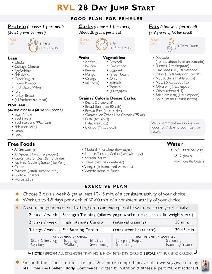 21 day fitness challenge pdf