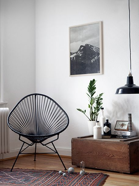 Home Decorating Diy Projects Acapulco Chair Mid Century