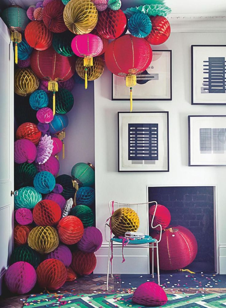 Home Decorating DIY Projects: Modern Lunar New Year ...