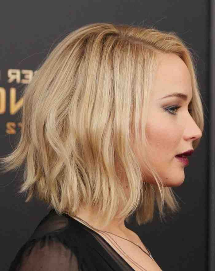 id e tendance coupe coiffure femme 2017 2018 coupe cheveux carr court jennifer lawrence. Black Bedroom Furniture Sets. Home Design Ideas