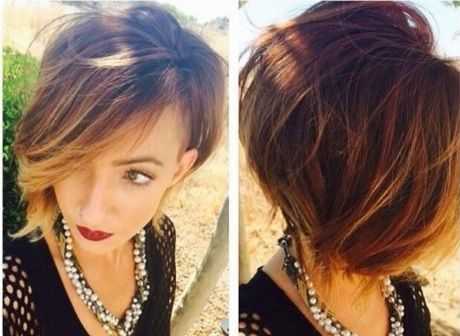 Id e tendance coupe coiffure femme 2017 2018 coupe for Coupe cheveux mi court 2017