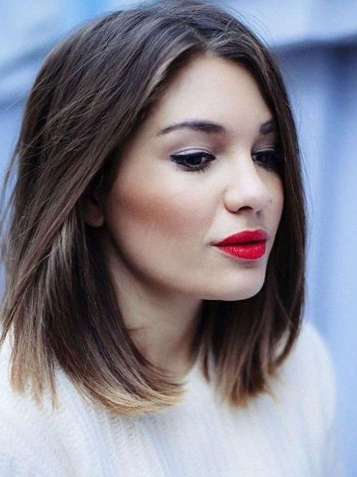 Coupe de cheveux femme degrade frise