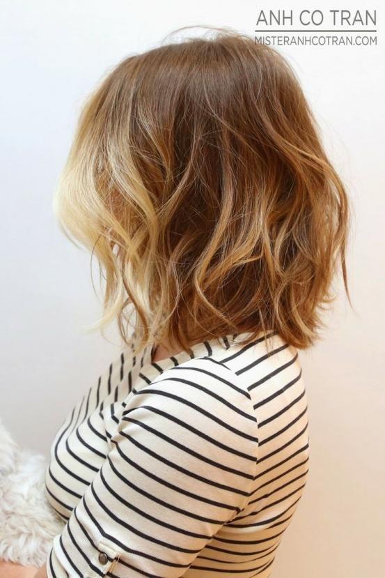 idée tendance coupe & coiffure femme 2017/ 2018 : dé haarlengte voor