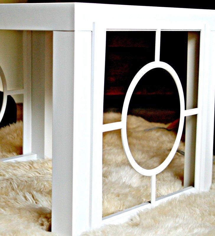 Best Decor Hacks : Another IKEA Hack: Embellishing a LACK