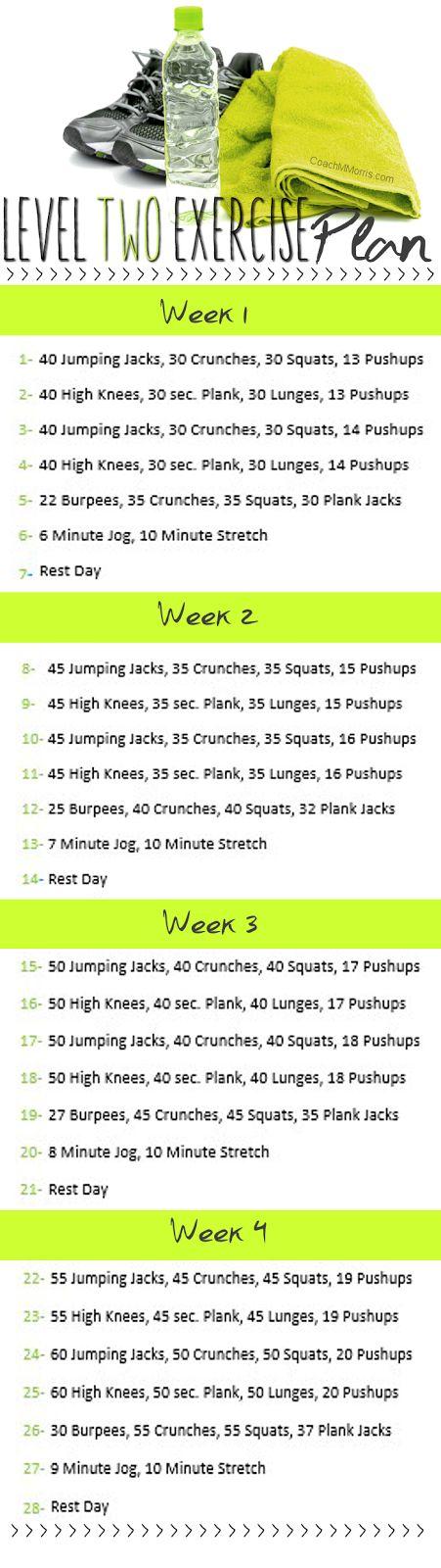 Best  Workout Plans Ideas On   Fitness Plan  Week
