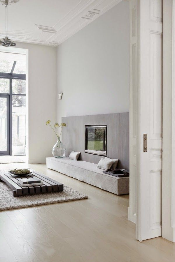Home Decorating Diy Projects Tranquil Grey Living Room