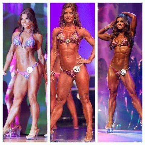 Fitness Motivation : Progress! WBFF Pro Jen Jewell fitnessjewelltrai