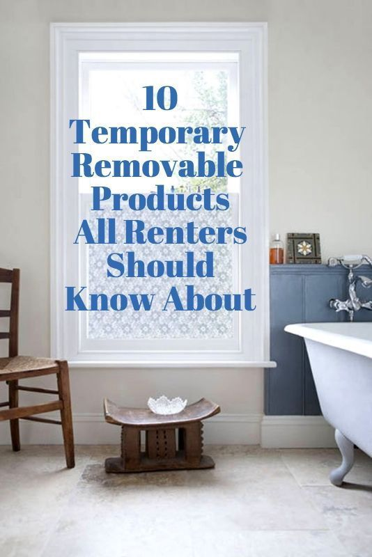 Home Decor Inspiration 10 Temporary Removable Adhesive Products All Renters Should Know