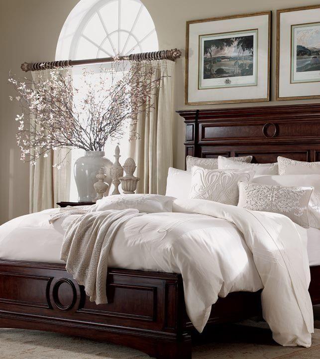 Home Decor Inspiration : Bedroom decor-I love this look ...