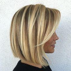 Idée Coupe Femme Cheveux Mi Long