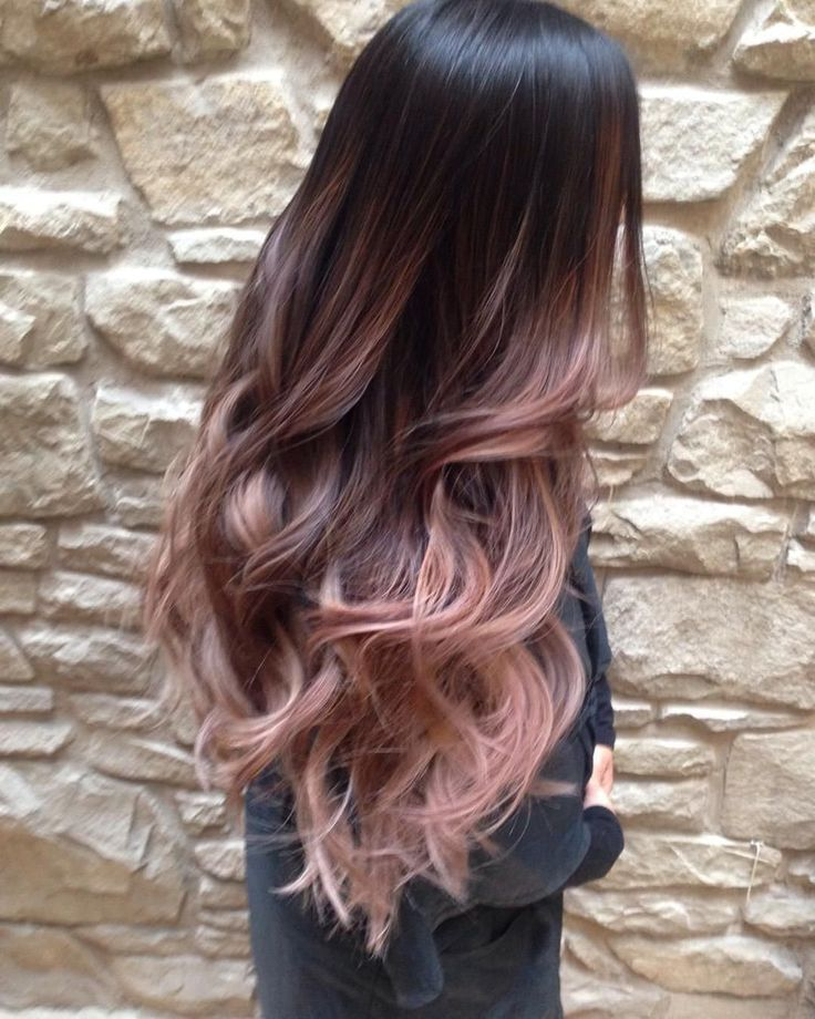 Idee Tendance Coupe Coiffure Femme 2017 2018 Un Balayage Ombre