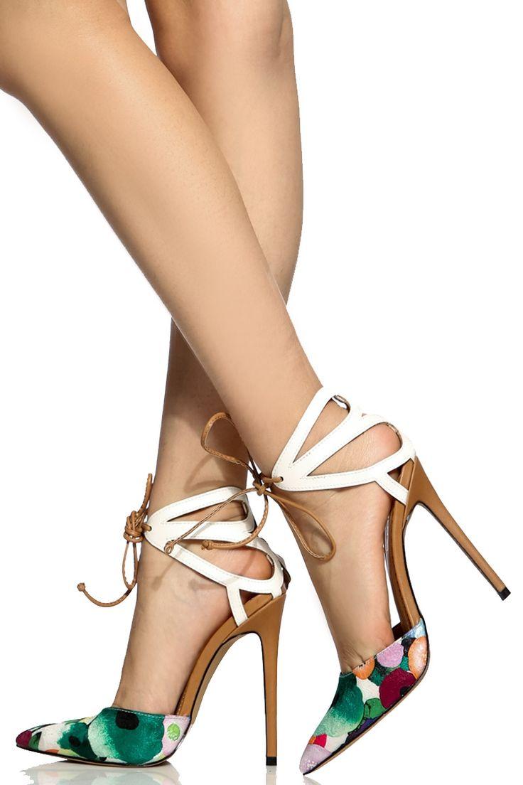 8a162110c66b2 Tendance chausseurs   Te interesan los Zapatos de tacón que estas ...