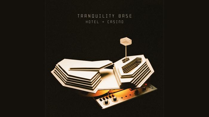 Tranquility Base Arctic Monkeys
