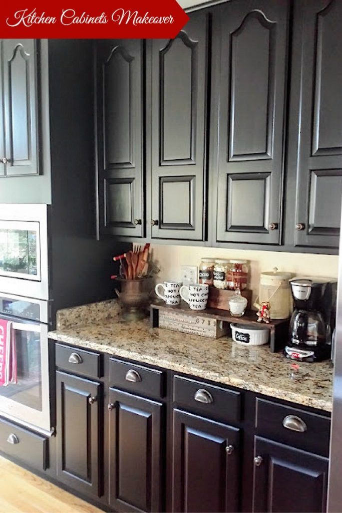 Home Decor Inspiration : Painted kitchen cabinets with ...