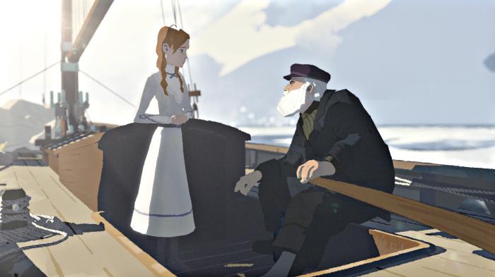 Google Spotlight Stories 'Age of Sail'