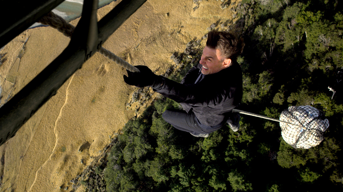 Tom Cruise comme Ethan Hunt en