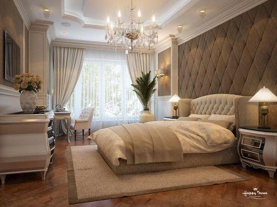 home decor inspiration : elegant master bedrooms | home sweet home