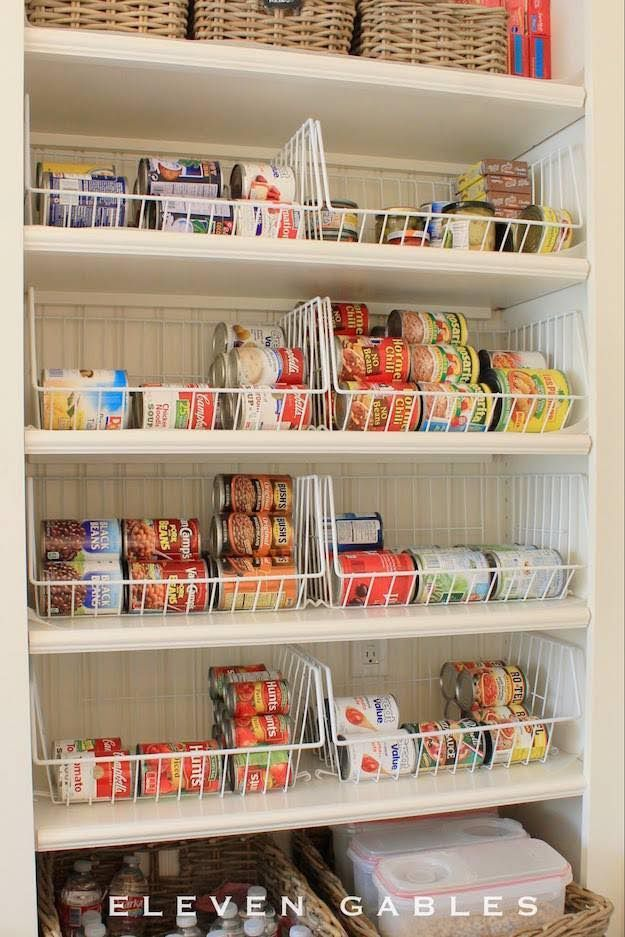 Home Decor Inspiration Ingenious Kitchen Pantry Organization