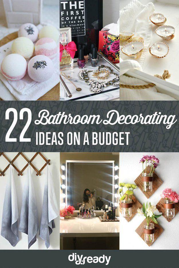 Home Decor Inspiration Bathroom Decorating Ideas On A Budget