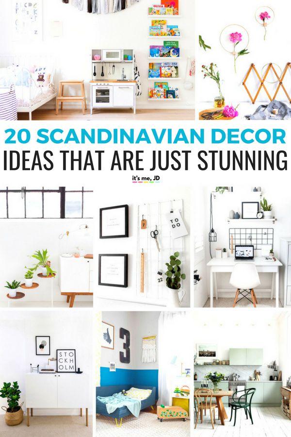 Best 20 Scandinavian Living Rooms Ideas On Pinterest: Best Decor Hacks : 20 Gorgeous Scandinavian Decor Ideas