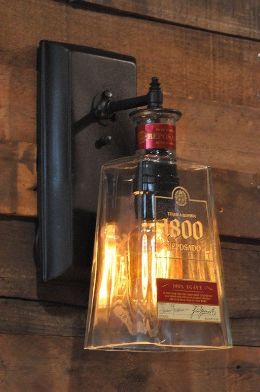 Home Decor Inspiration 30 Amazing Diy Bottle Lamp Ideas