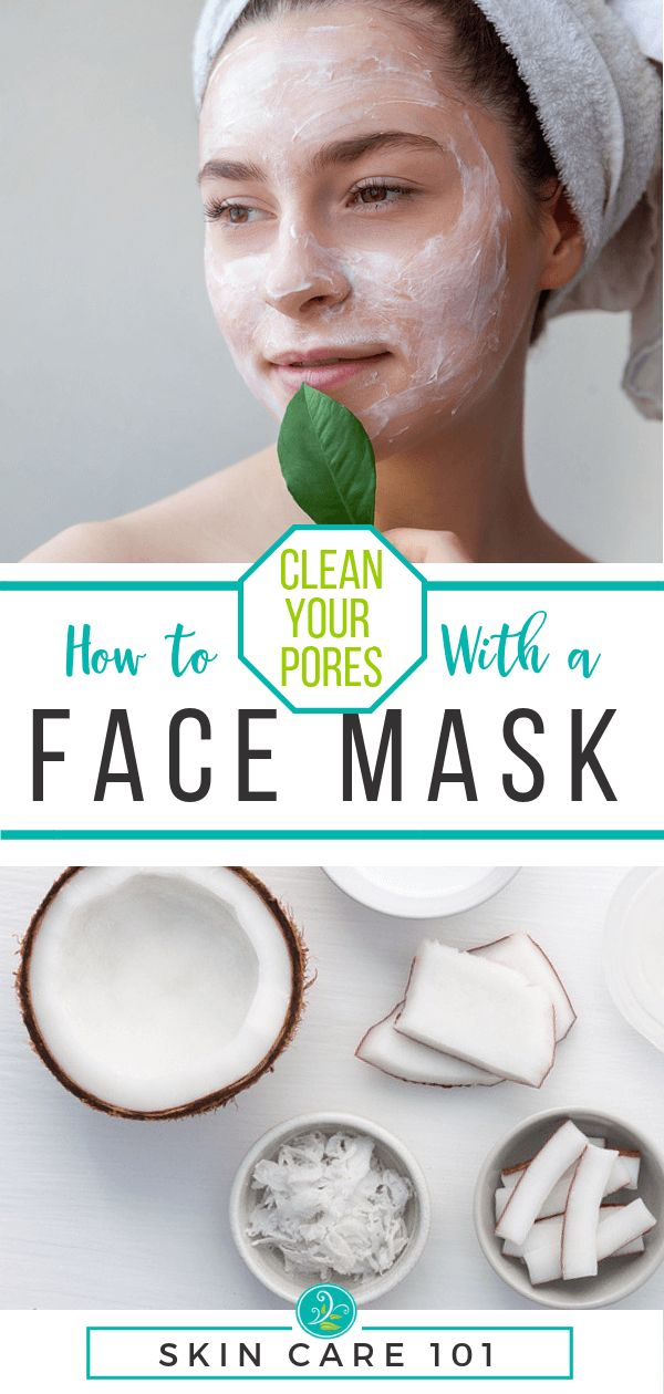 Idee Pour Diy Masque Clean Your Pores With A Homemade Face