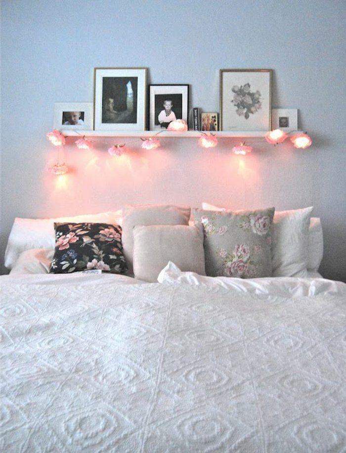 Window Decorations : La deco chambre romantique - 65 idées ...