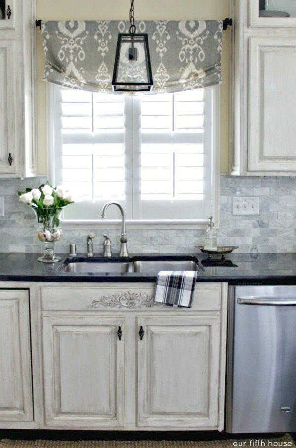 Home Decor Inspiration Diy No Sew Faux Roman Shade