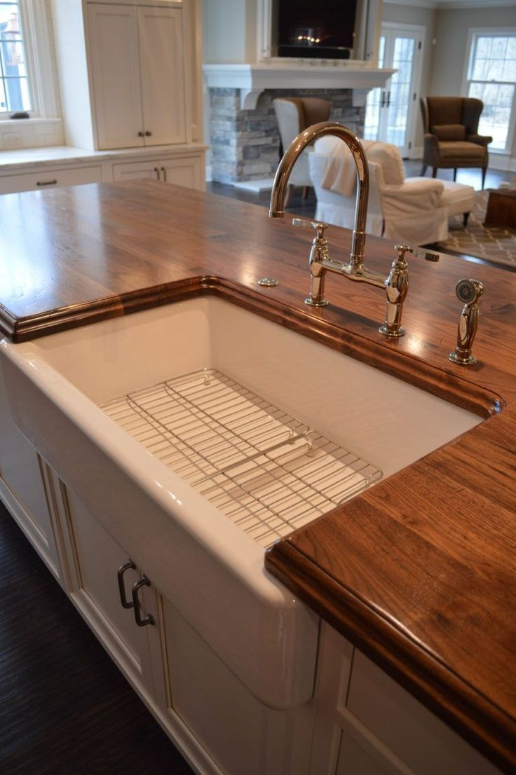 Home Decor Inspiration 15 Awesome Diy Wood Countertops
