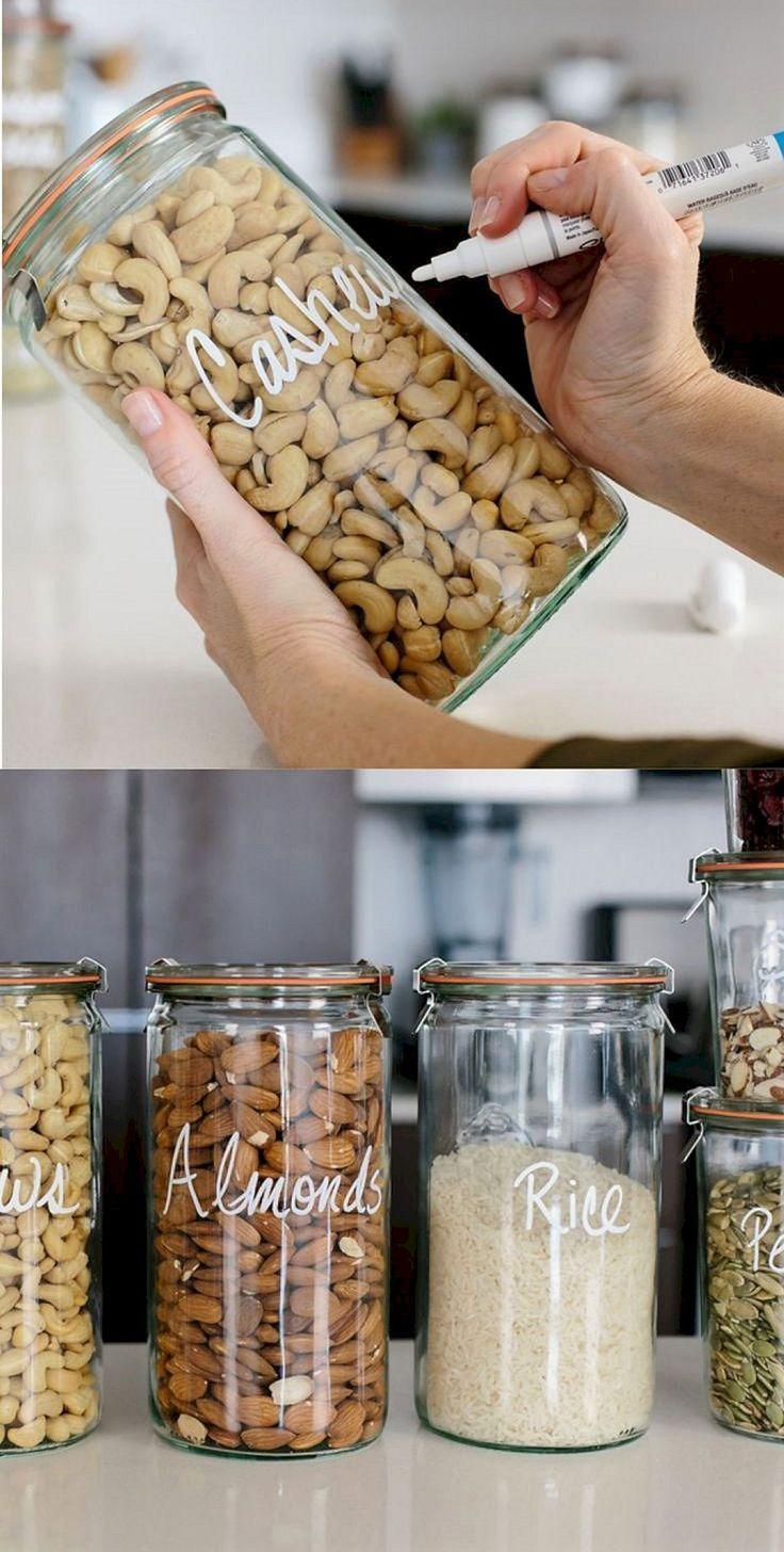 Home Decor Inspiration 50 Stunning Diy Kitchen Storage Solutions