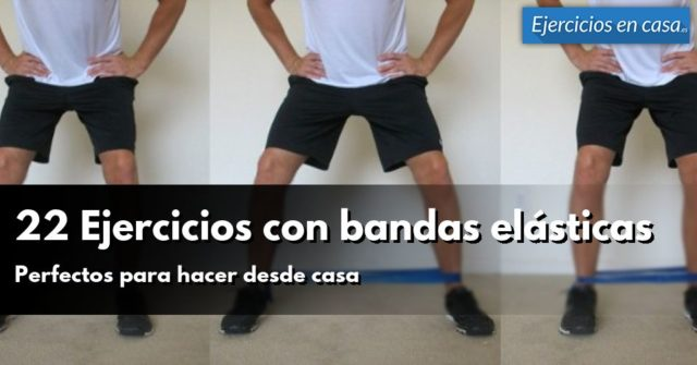 exercices d'élastiques