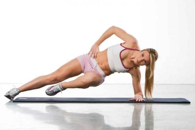 Routine d'entraînement des jambes fermes