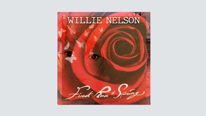 Willie Nelson première rose du printemps